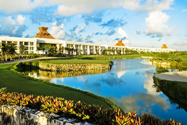Vidanta Golf Course Riviera Maya